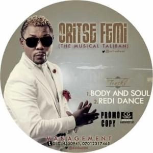 Oritse Femi - Body & Soul